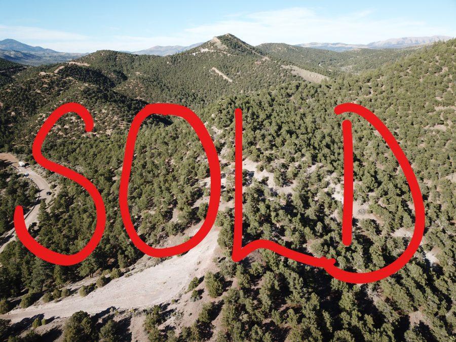 SOLD –> 9.2 Colorado Mountain Acres…Perfect