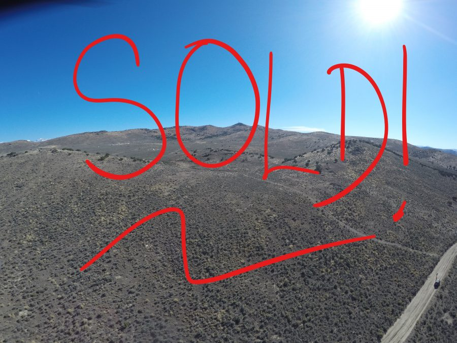 SOLD –> Elko, NV – 2 acres in Last Chance Ranch
