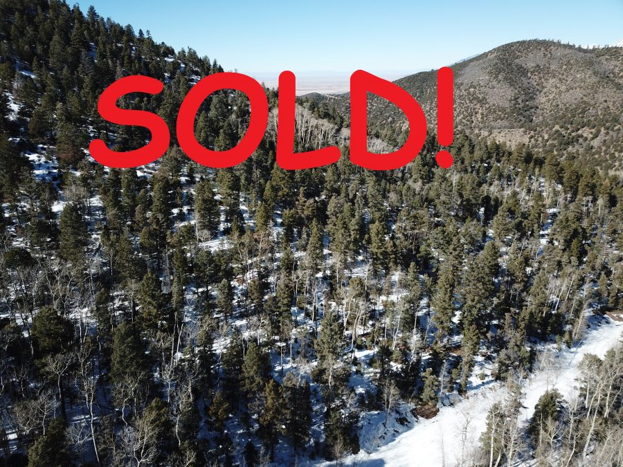 SOLD –> 6 Forested Acres Sangre de Cristo Ranches, CO