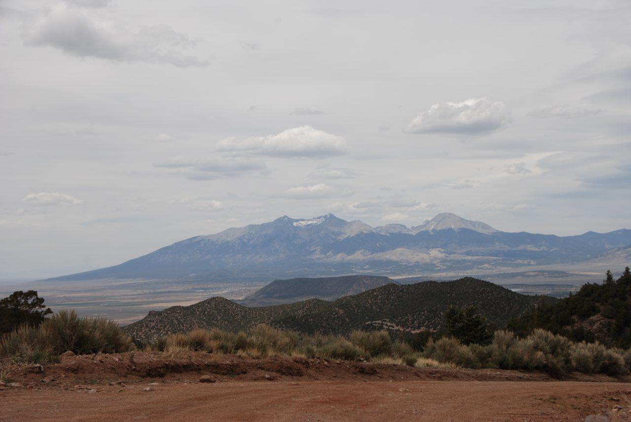 Gorgeous Mountain Views! 5.9 Mountainside, Pine-Covered Acres in the Sangre de Cristo Ranches
