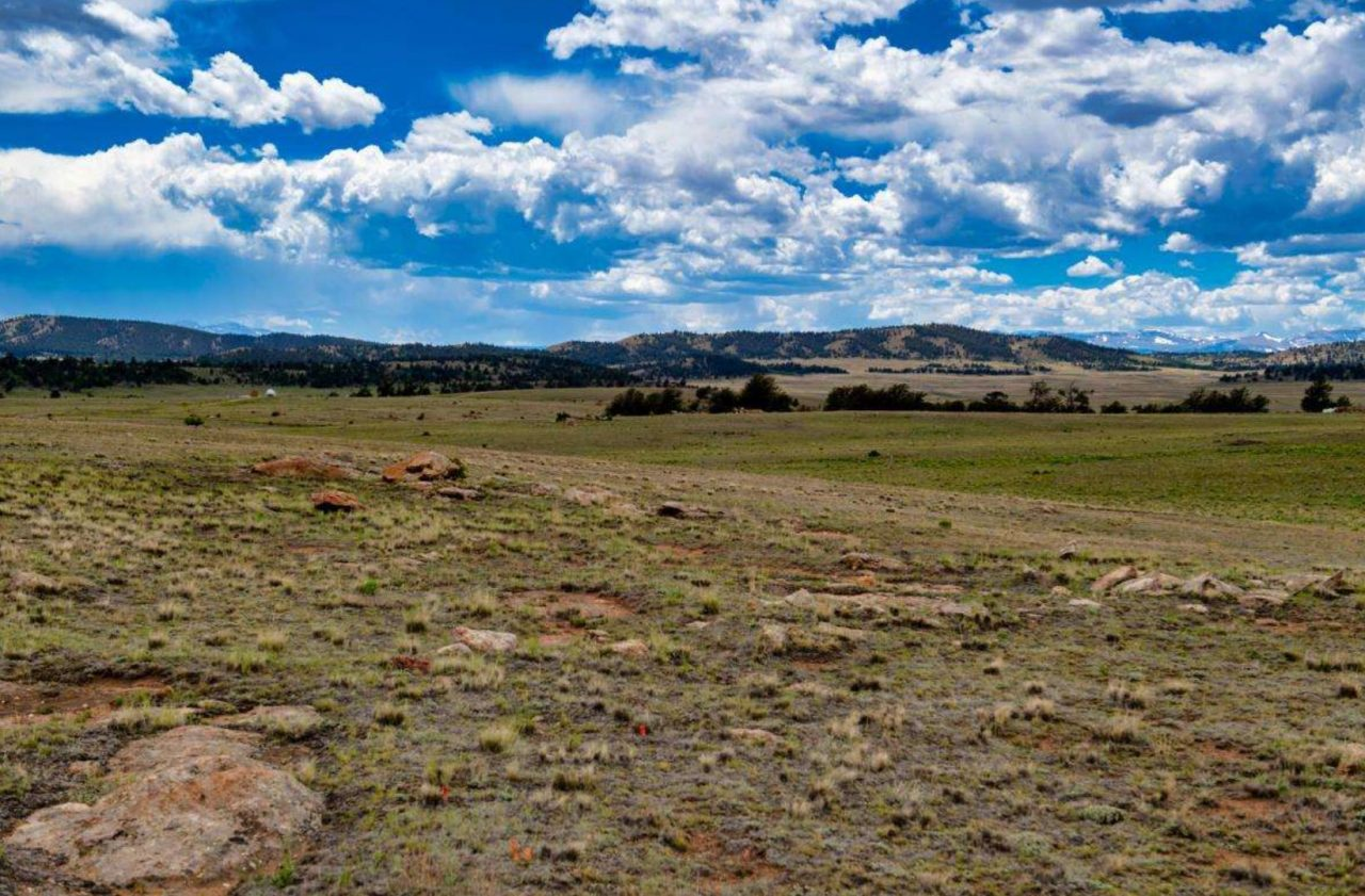 SOLD -> 5 residential acres in Park County, CO
