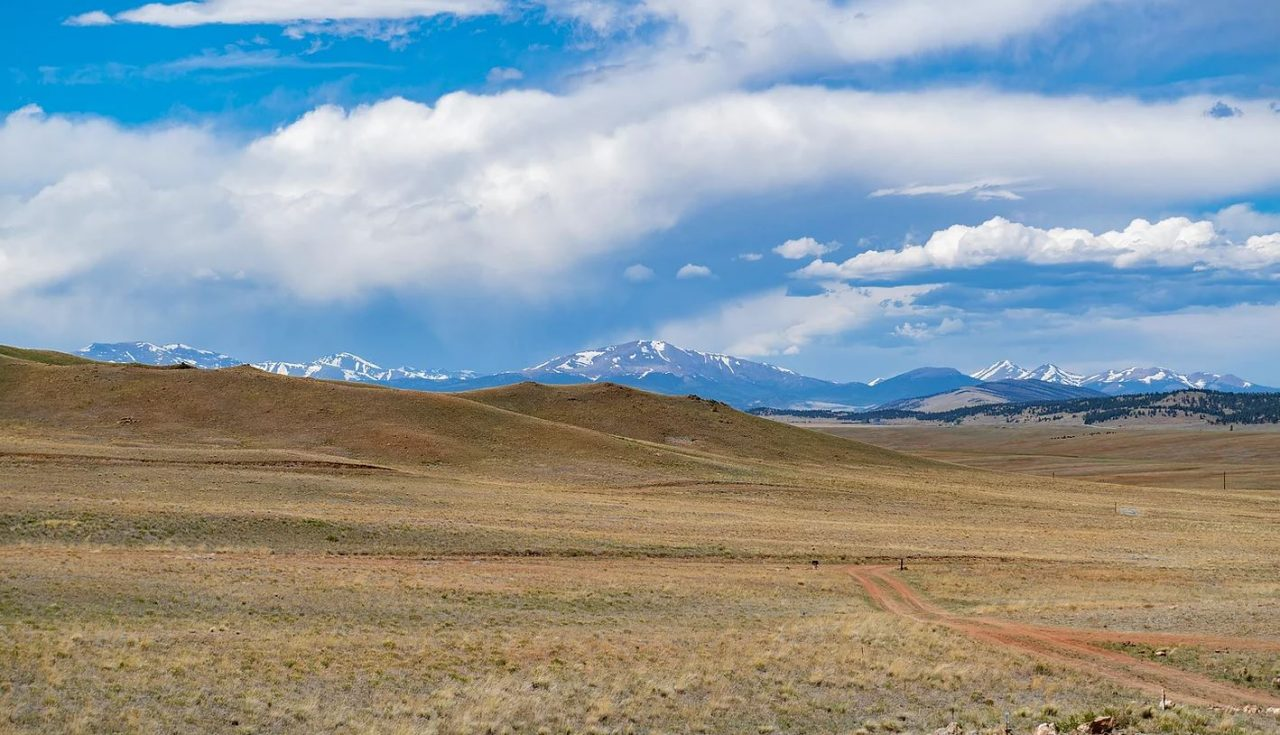 SOLD -> 3.11 residential acres in Park County, CO