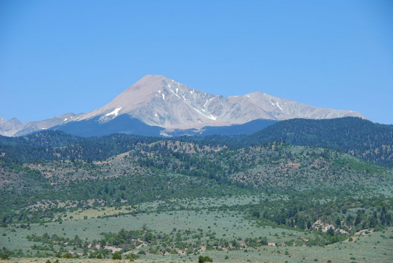 SOLD -> Stunning Mountain Views from 5.7 acres in Sangre de Cristo Ranches
