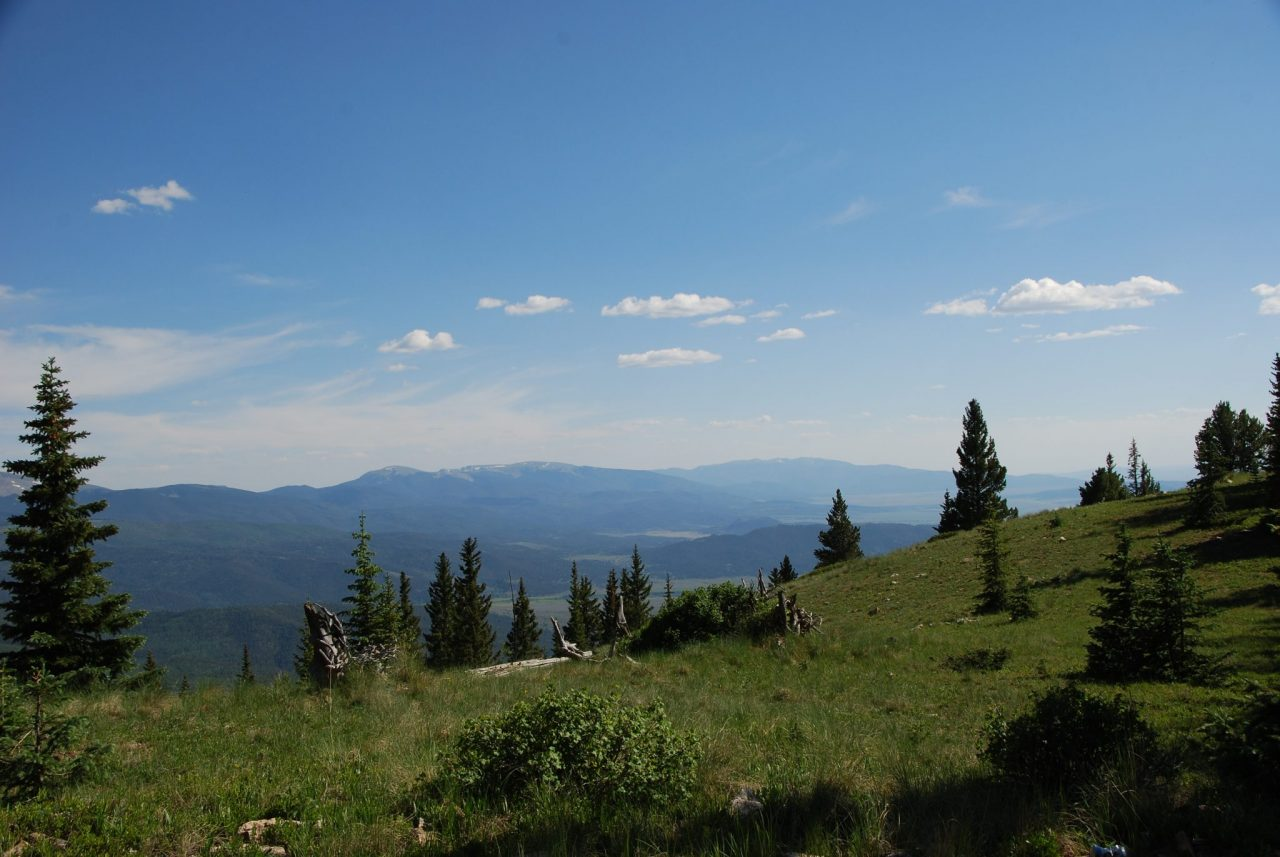 SOLD ->6.61-acre property in the Sangre de Cristo Ranches on Starkweather Rd