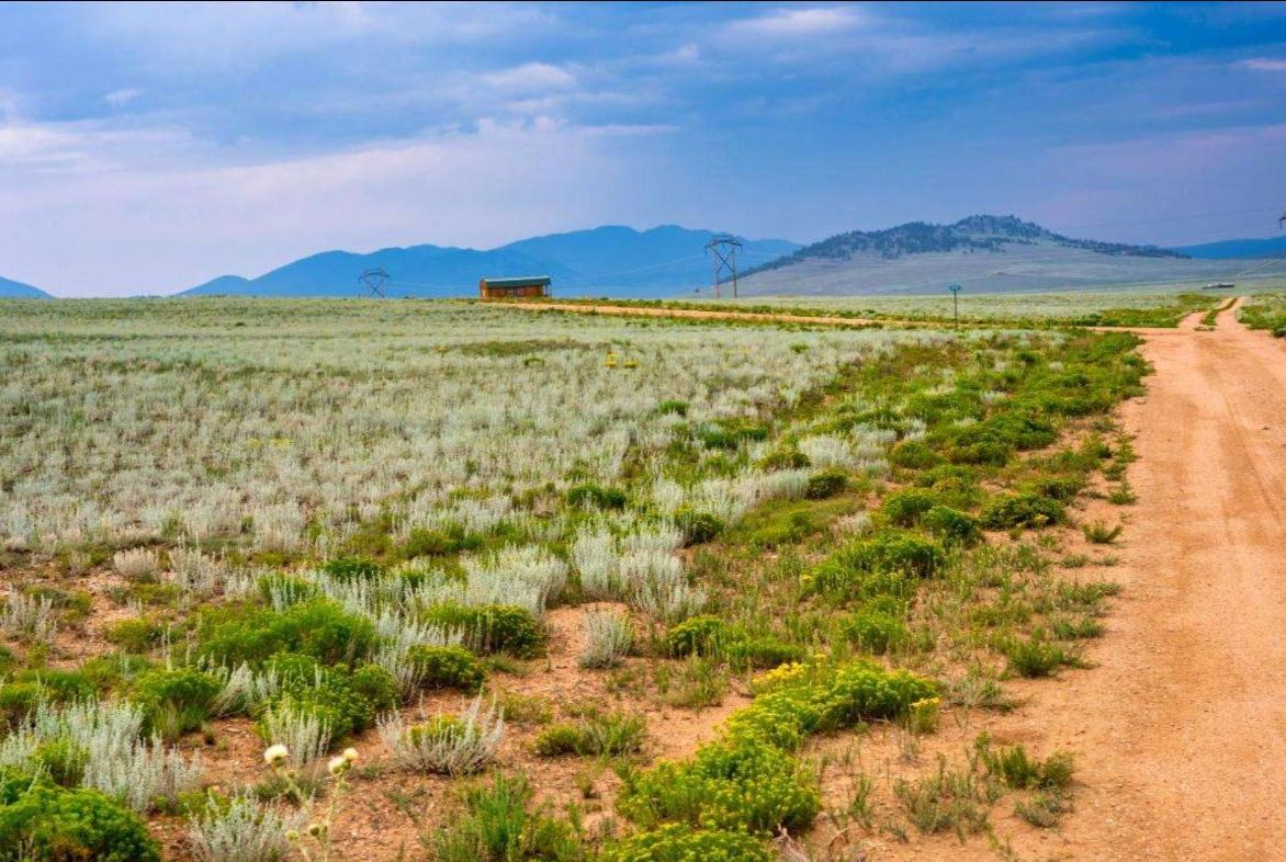 5 residential acres in Park County, CO